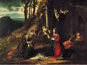 Natività Correggio